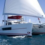 Catana 42 Bareboat Charter