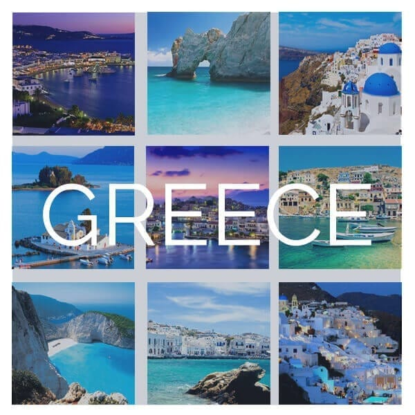Greece sailing