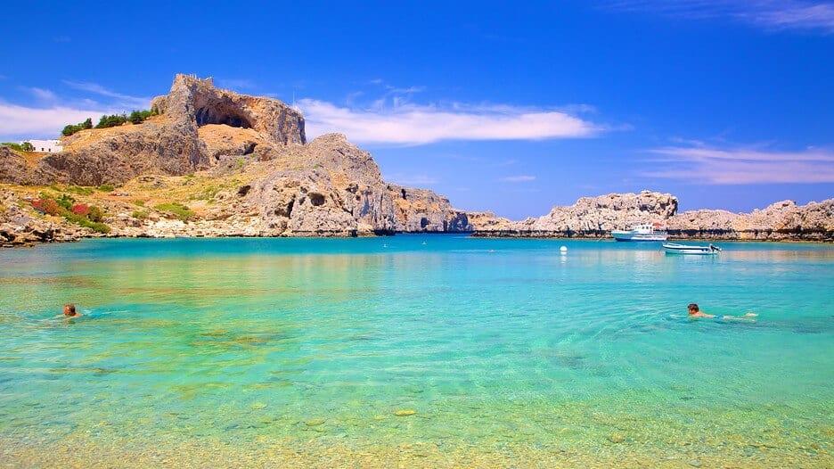 Rhodes, Dodecanese, Greece