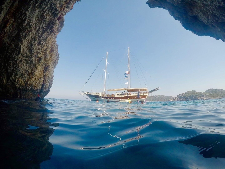 Sailing Around Turkey on a Turkish sailing itinerary
