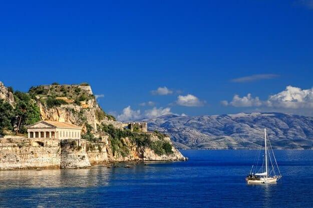 ionian flotilla greece-corfu