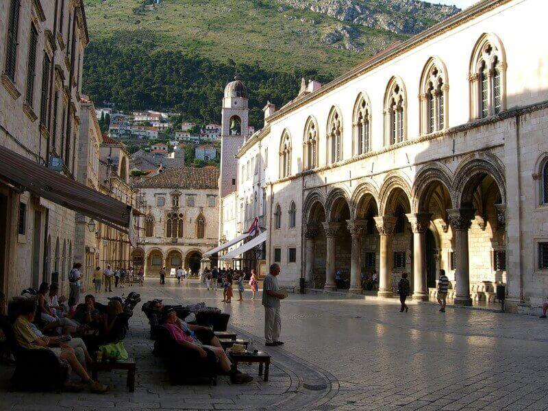 Platz Dubrovnik Yacht Charter