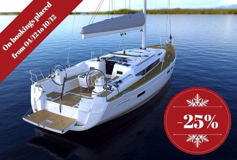 Sun Odyssey 469 deal