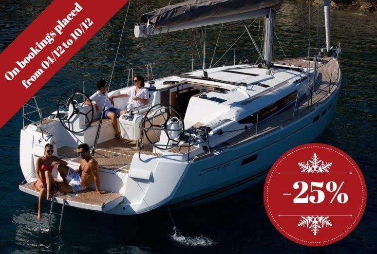 Sun Odyssey 509 offer
