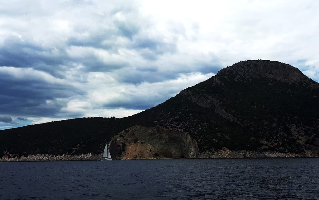 ionian sailing – day two – sailing yacht