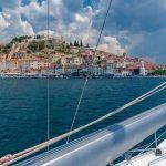 bareboat charter in Croatia