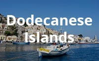 Dodecanese Islands<br>(Kos, etc)<br><br>