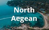 North Aegean<br>(Chalkidiki, Thassos, etc)<br><br>