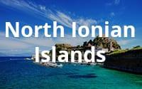 North Ionian Islands<br>(Corfu, Paxos,<br>, etc)