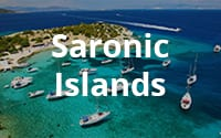 Saronic Islands<br>(Hydra, Spetses, etc)<br><br>