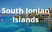 South Ionian Islands<br>(Lefkas, Ithaca, Kafelonia,<br>Zante, etc)