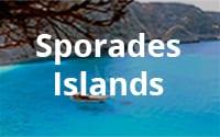 Sporades Islands<br>(Skiathos, Skopelos, etc)<br><br>