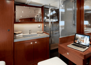 Cabin Charter this Aft Cabin on a Beneteau Oceanis 55