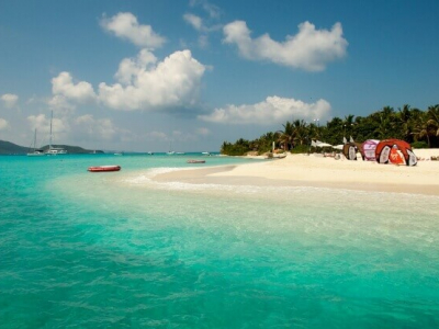 grenadines beach