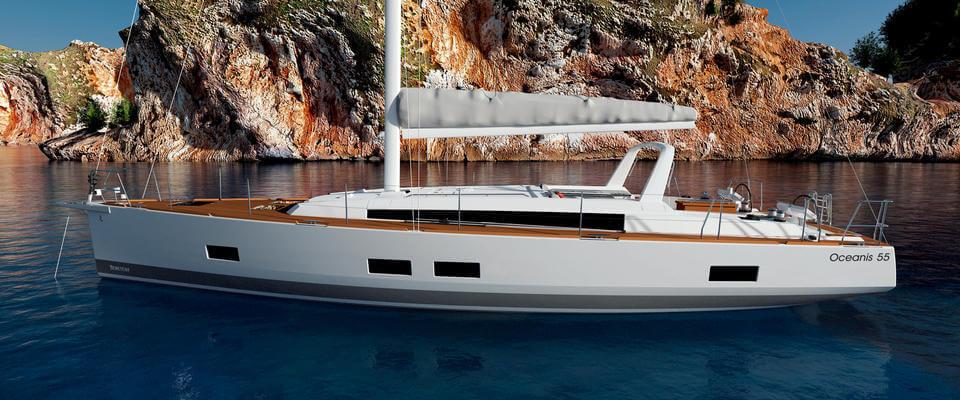 Sailchecker.com - Oceanis-55