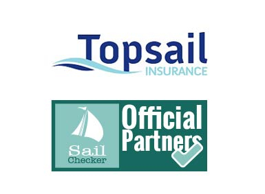 Topsail with sailchecker