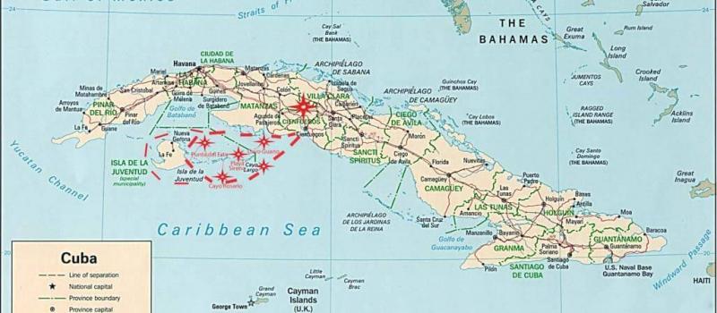 cuba-map-route