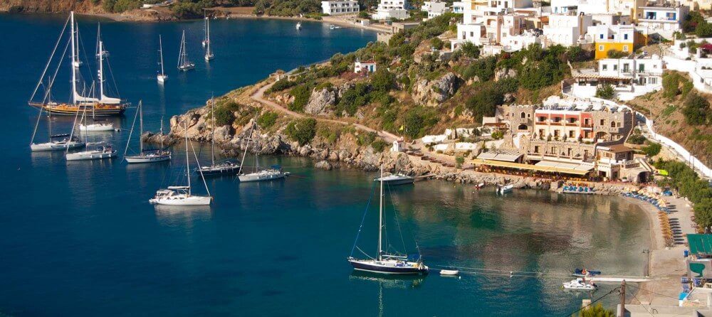 Dodecanese Cabin Charter