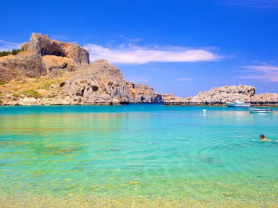 dodecanese itinerary – rhodes