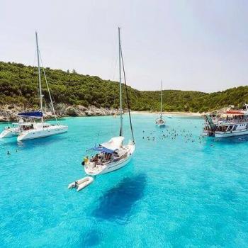 ionian flotilla greece