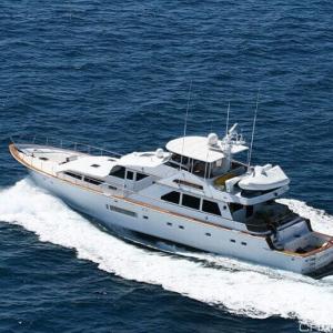 motor yacht captivator