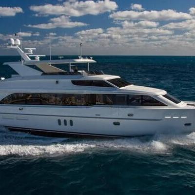 motor yacht sassy