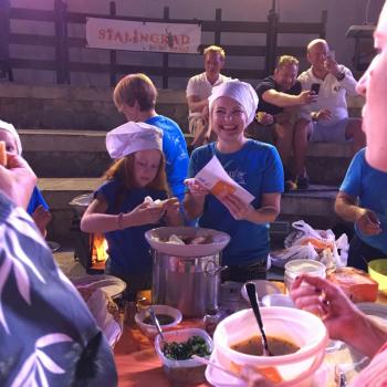 my first regatta – catamarans cup – day 1 cook off