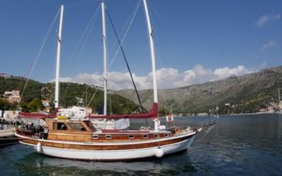 private-gulet-charter – gulet pulenat – croatia