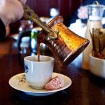 Turkish coffee on a Turkish Sailing Itnerary