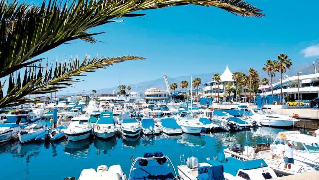 yacht-charter-spain-tenerife-marina